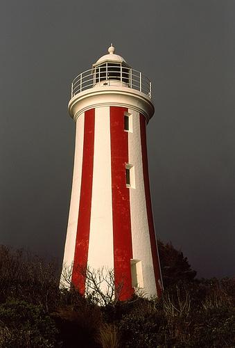 Mersey Bluff Lighthouse - Devonport - Tasmania  by ccdoh1, via Flickr
