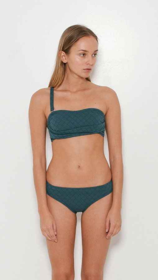 Pin for Later: Maria-Olympia of Greece Is the Royal Beach Babe You Need to Know  Barcelona Bikini Top ($215) and Bottom ($121)