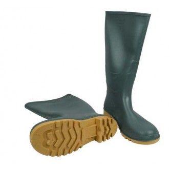 Ideali come stivali da lavoro, caccia e pesca, consentono un alto livello di impermeabilità. Suola robusta antiscivolo. Norma EN347-1.