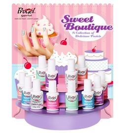 ProGel Sweet Boutique Collection - 6 polishes