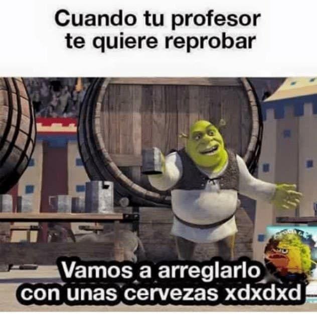 19 Memes que entenderás si tú y Shrek son uno mismo