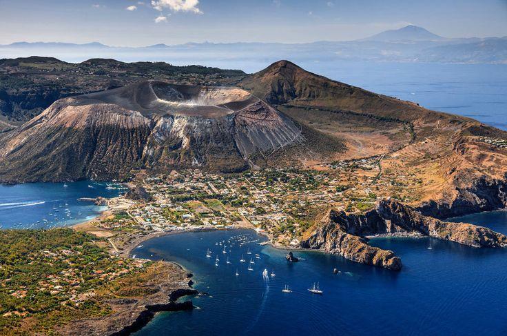 Liparische Inseln: Kennen Sie die kleine Schwester Siziliens?