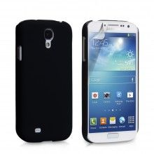 Carcasa Negra Galaxy S4 Tacto Goma + protector pantalla - Muvit  CO$ 48.049,36