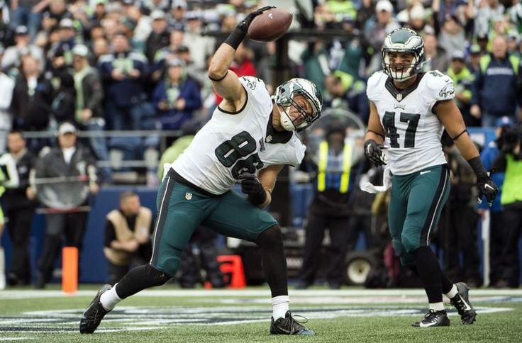Philadelphia Eagles: Has Zach Ertz finally arrived?