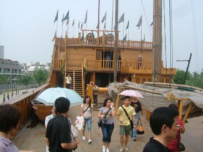 Zheng He Ship Replica 25 best images ...