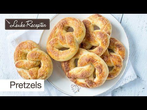 Video: pretzels met kaneel - Leuke recepten