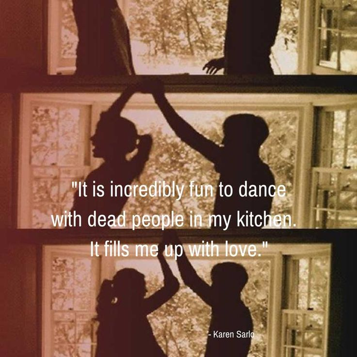 Dancing In the Kitchen - https://bysarlo.com/dancing-in-the-kitchen/