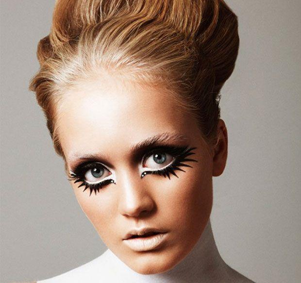 make up anni '60