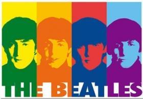 The Beatles Pop Art Puzzle