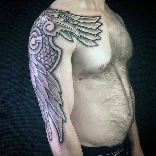 339 best images about crow and raven tattoos on pinterest. Black Bedroom Furniture Sets. Home Design Ideas