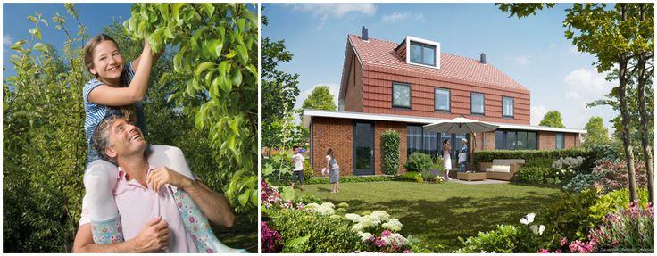 #Elst - De Lanenbuurt - Verschillende sfeervolle woningen in een rustige omgeving. #bouwfonds #nieuwbouw #groenwonen #dorpswonen