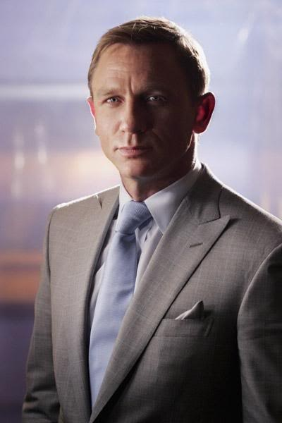 Daniel Craig-This is my Favourite suite on him. Tom Ford of course.