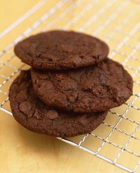 low cal / no butter cookies.