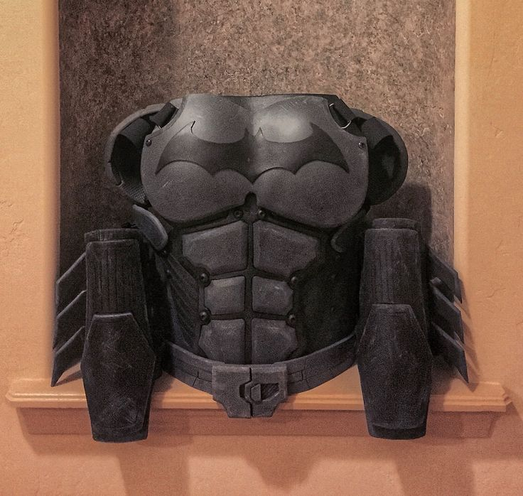 Dry brushed some grey paint onto my batman arkham origins costume to give it a scuffed weathered look. Batman Arkham Origins homemade costume cosplay DIY eva foam
