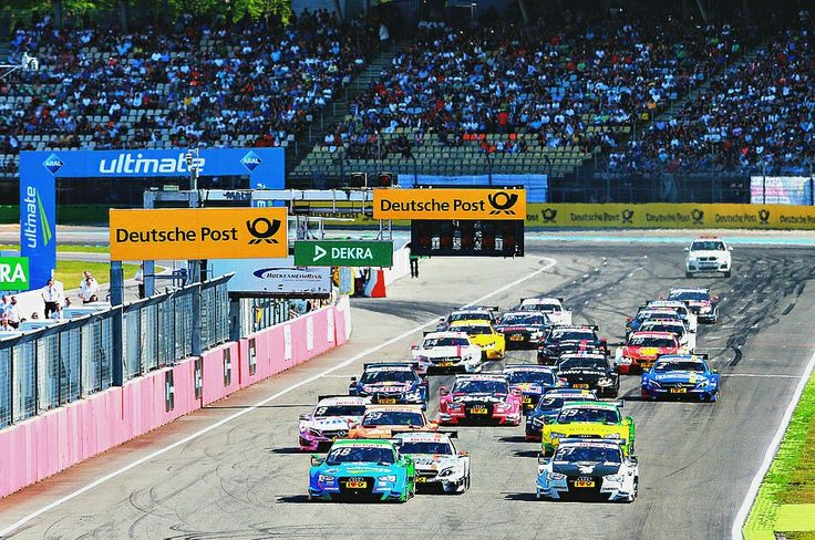 Startline Hockenheim first race 2016