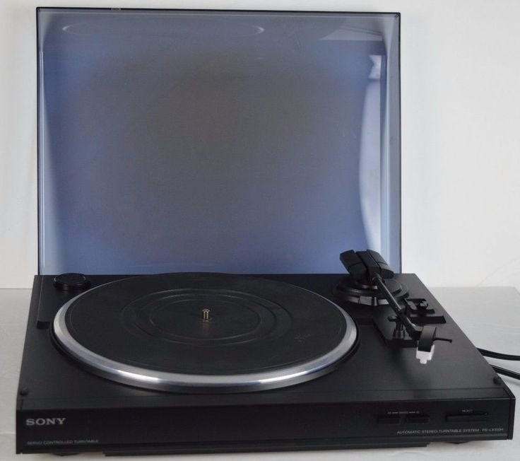 #Sony #PS-LX150H #Automatic #Stereo #Turntable #TESTED #LP #Phonograph #Record #Player #Sony