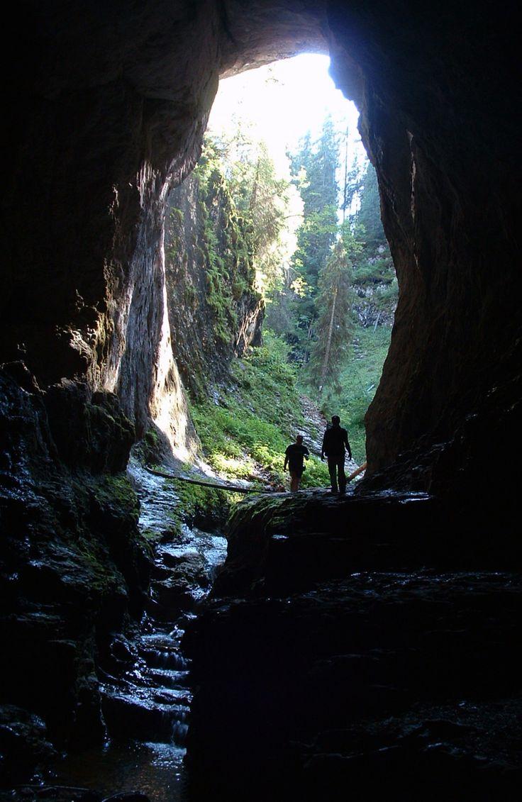 Cetatile Radesei - Höhle