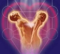 """♥ When we say """"my Twin Flame is not ready yet"""" ♥ When we say """"my twin flame is the """"runner"""" ♥ We are talking about ourselves ♥ merely the sub-conscious blockage within ourselves that we project ♥ ♥ In this transitioning time, until we understand the twin flame reunion as vibration and energy from within the inner polarity, expressed in the Earth relating life ♥ we can only project from a limited separated consciousness~"""