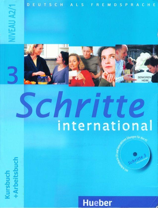 Schritte International 3 Kursbuch und Arbeitsbuch