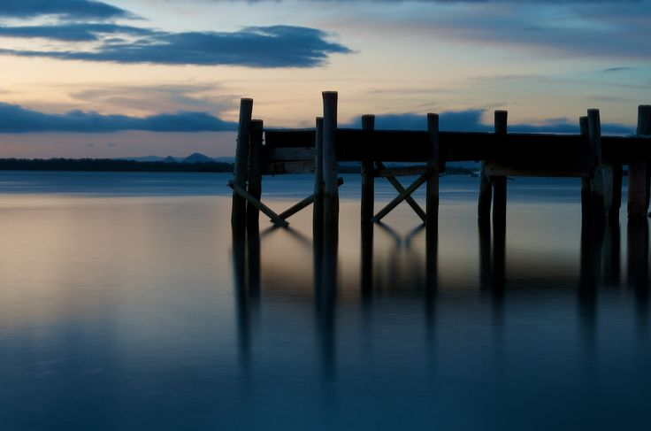 Bribie Jetty by Toni Manning on 500px