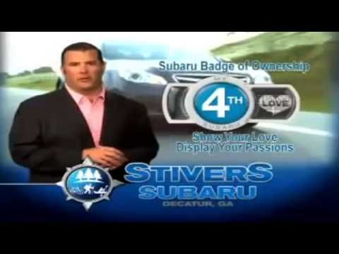 New 2013 Subaru Forester Atlanta GA --Best $$ At Stivers Atlanta Subaru ...
