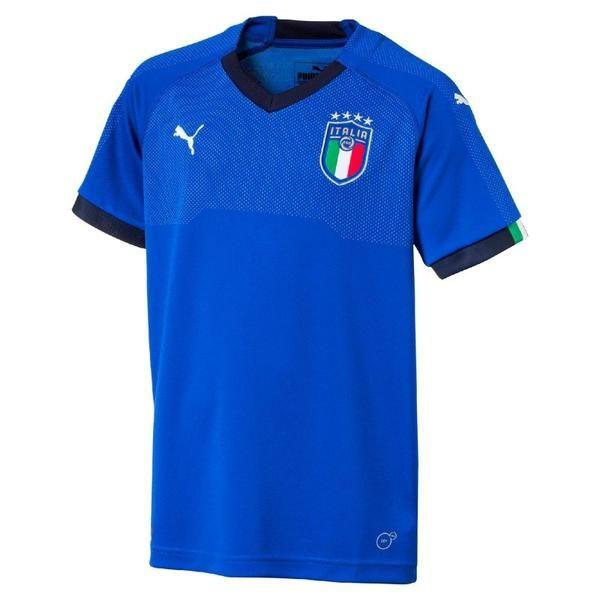 ea82b7a932c Italy national football team Puma Home Azzuri 2018-2019 FÚTBOL SOCCER KIT  CALCIO SHIRT JERSEY FUSSBALL CAMISA TRIKOT MAILLOT MAGLIA BNWT