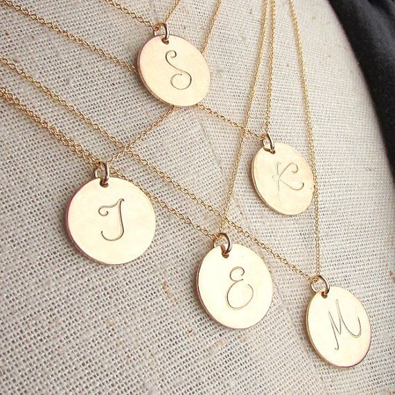 Charm Necklaces- Wedding Party