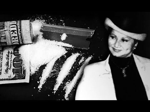 Griselda Blanco, known as La Madrina, the Black Widow, the Cocaine Godmother and the Queen of Narco-Trafficking