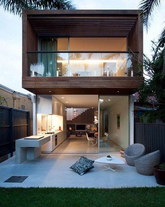 Modern Cubical Home Design