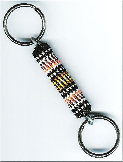 Black Beaded KeychainBeads Crafts, Beads Boxes, Beads Design, Beads Beads Beads, Beads Keychains, Black Beads, Beads Jewelry, Beads Stuff