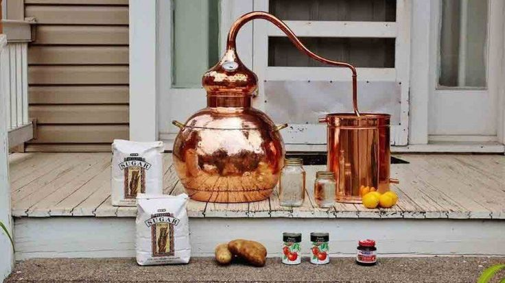 Ditch the Beer and Start Brewing Your Own Whiskey Instead