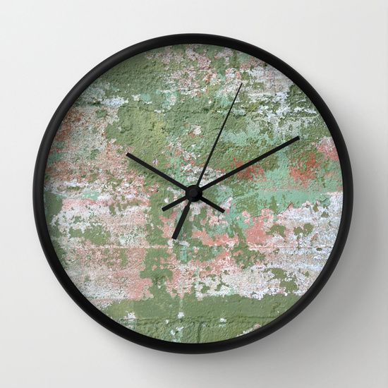 Wall Clock • 'Nes fort grunnmur' • IN STOCK • $30.00 • Go to the store by clicking the item.