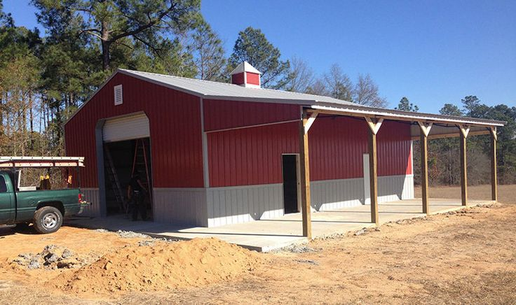 1000 Ideas About Pole Barns On Pinterest Metal