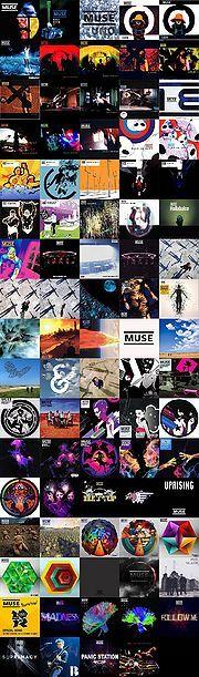 Discography – MuseWiki: Supermassive wiki for the band Muse  Me haré un marcapáginas de esto!