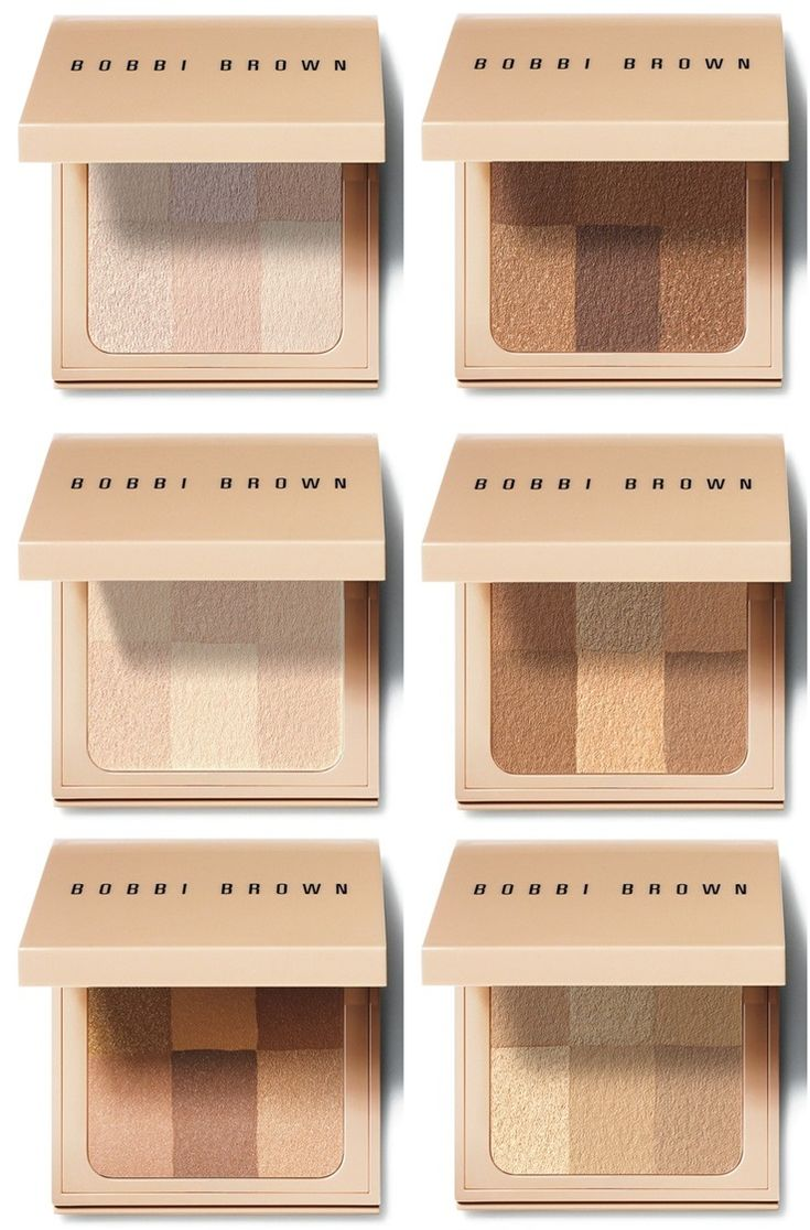 Finish Illuminating Powder, Ultimate Nude Glow collection.