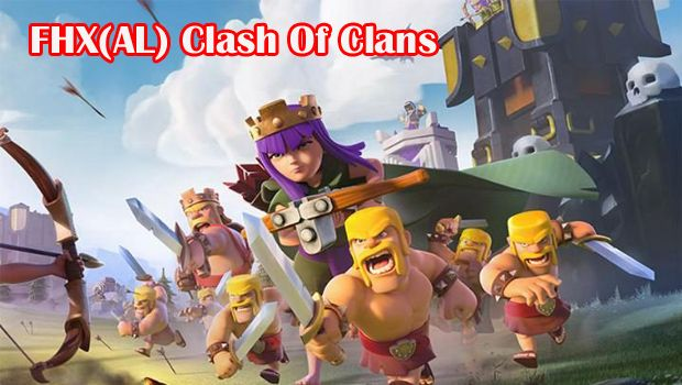 Fhx coc hack version apk download | Clash of Clans Hack