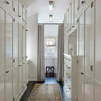 Best 25 long narrow closet ideas on pinterest narrow for Closet bathroom suites