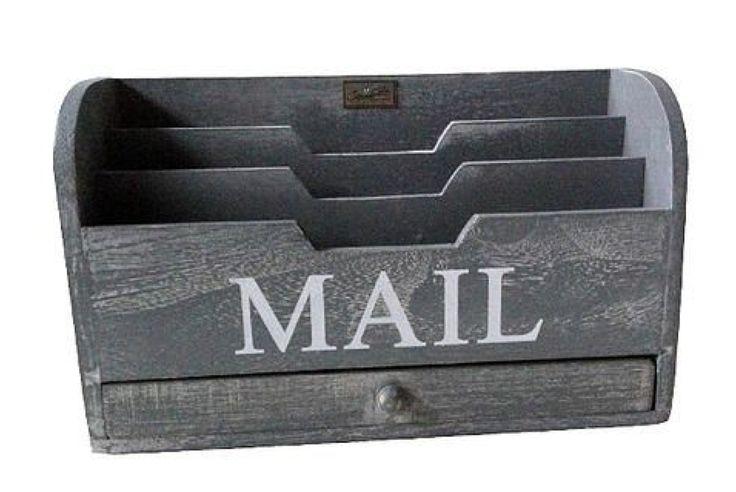 Post Box Klein (6107) #Decoratie #Pakhuis3 #Mailbox
