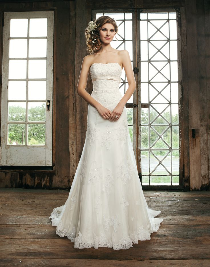 Happy Wedding♡白のスレンダー ウェディングドレス・花嫁衣装のまとめ一覧♡