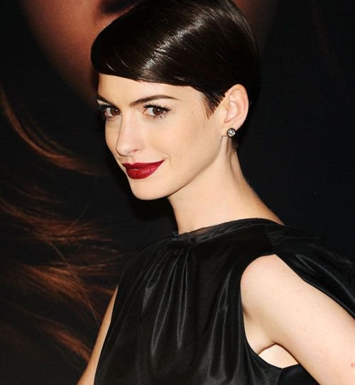 Celebrity Hairstyles For Short Hair 2012 2013 Cropped Hairstyles Pixies And Short Hairstyle