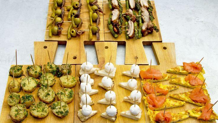 Pintxtos er den baskiske versjonen av tapas.