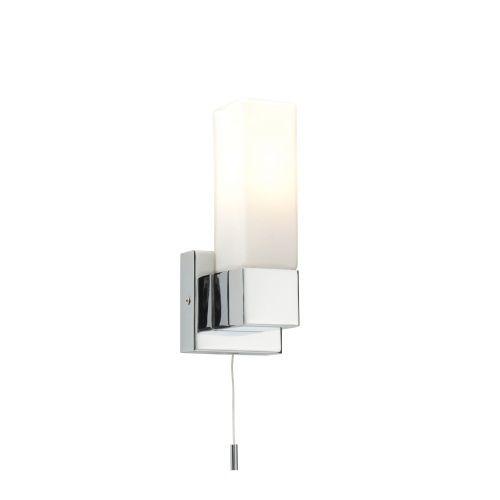 39627 Square Bathroom Wall Light