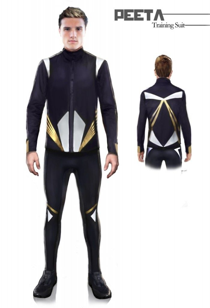 17 Best Images About Hunger Games Men Fashion Style On