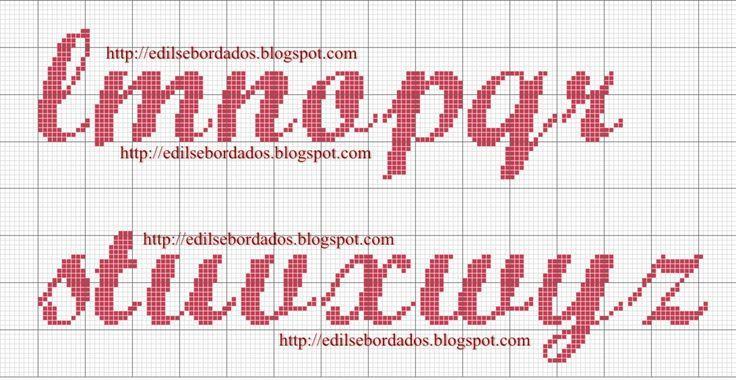 edilse bordados graficos da minnie - Buscar con Google
