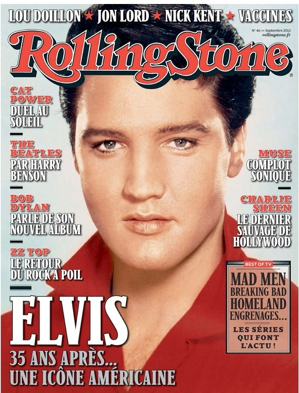 Rolling Stone N°46-Septembre 2012...!!!