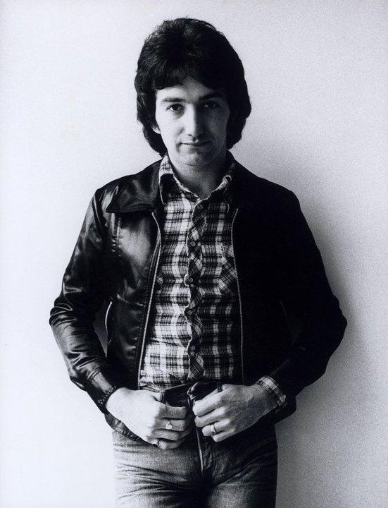 John Deacon. Bass guitarist for the band Queen ...