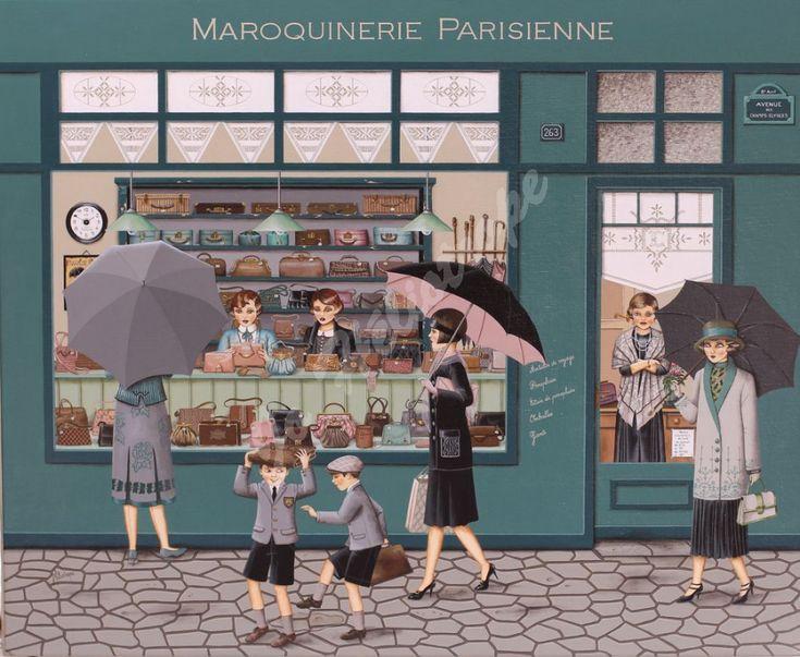 Maroquinerie Parisienne