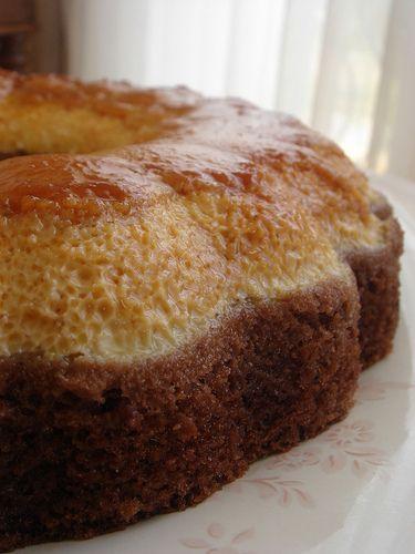 Krem Karamelli Kek – Yemek Zevki