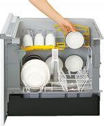 3.食器洗い乾燥機 パワー除菌ミスト食器洗い乾燥機(Panasonic) 今の食器洗い乾燥機は、洗浄力はもちろん、省エネや節水にもこだわって製作されています。電気代も大幅downしているので、CO2の排出も削減しています。すすぎも短縮されていて、使用水量は手洗いの1/6です。