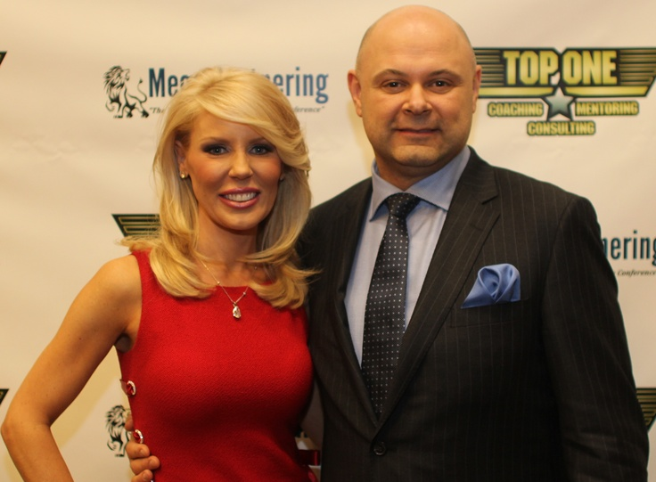 Shawn Shewchuk and Gretchen Rossi (star of Real Housewives of Orange County)
